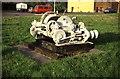SN7809 : Steam winch at Ynyscedwyn ironworks by Chris Allen