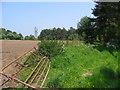 SE7991 : Farmland by Stephen Horncastle