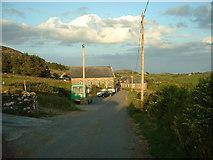 SH2734 : Garnfadryn Chapel by David Medcalf