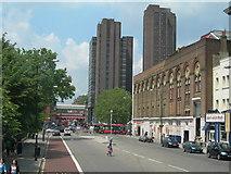 TQ3179 : Waterloo Road, SE1 (1) by Danny P Robinson