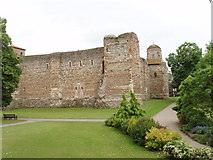 TL9925 : Colchester castle by David Hawgood