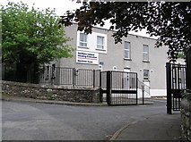 H4573 : McAllister House, Omagh by Kenneth  Allen
