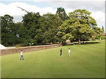 TL9925 : Castle Park, Colchester by David Hawgood