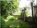 SE1321 : Smallholdings off Delf Hill, Rastrick by Humphrey Bolton