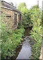 SE1422 : Clifton Beck, Brighouse / Clifton by Humphrey Bolton