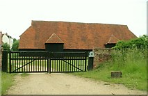 TL8422 : Grange Barn, Little Coggeshall, Essex by Robert Edwards