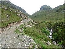 NC2829 : Stalkers' Track, Glen Coul by Mick Garratt