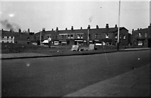 SD8912 : Shopping parade, Milkstone Road, Rochdale, Lancashire by Dr Neil Clifton