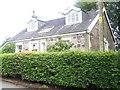 NS3665 : Torr Cottage by william craig