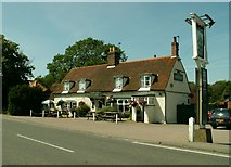 TM2221 : 'Ship Inn', Kirby-le-Soken, Essex by Robert Edwards