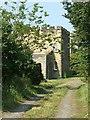 NU2214 : Ratcheugh Crag Cottage by Christine Westerback