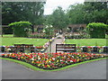 SJ9049 : Carmountside Cemetery by Phil Eptlett