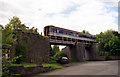SO0253 : Railway Bridge, Builth Road by John Lucas