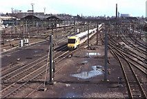TQ2182 : Willesden Junction - APT by Martin Addison