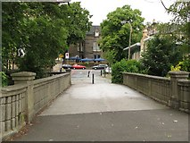 NT2273 : Bridge, Water of Leith by Callum Black
