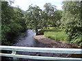 NN4427 : River Dochart by Angela Mudge