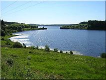 NY6491 : Bakethin Reservoir, Kielder by Iain Thompson