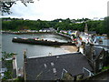 NM5055 : View of Tobermory by Lisa Jarvis