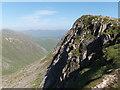 NN1644 : Stob Coir' an Albannaich by Andrew Smith