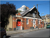 TQ2789 : East Finchley Sorting Office by Martin Addison