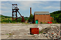 SN7803 : The former Cefn Coed Colliery  (now a Museum) by Cedwyn Davies