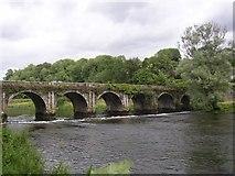 S6337 : Inistioge Bridge, Co. Kilkenny by Humphrey Bolton