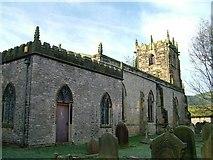 SK1582 : Castleton Church by Stephen G Taylor