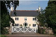 ST2114 : Churchstanton: Hunter's Lodge by Martin Bodman