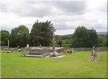 S4227 : Kilkieran Graveyard, Co. Kilkenny by Humphrey Bolton