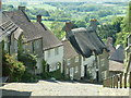 ST8622 : Gold Hill, Shaftesbury by Neil Kennedy