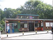 TQ0893 : Moor Park Underground Station by John Goodall
