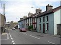 SN5166 : Stryd Fawr (High Street), Llanon by John Lucas