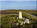 NB5359 : Campar More trig by Iain Macaulay