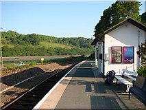 SX2553 : Looe Station by John Lucas