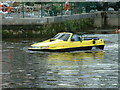 SX8060 : Totnes, A Car on the River Dart by Neil Kennedy