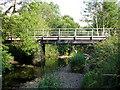 SH9811 : Pont Banwy by Roger W Haworth