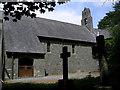 SH7618 : St Mark's Church by Roger W Haworth