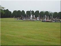 S8822 : Kilgarvan cemetery by Richard Webb