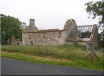 S7445 : Ruined Farmhouse near Ballykeenean, Co. Carlow by Humphrey Bolton