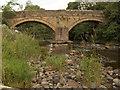 NY3745 : Rose Bridge by Andrew Smith