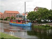 SK7954 : River Trent, Newark-on-Trent by Stephen McKay