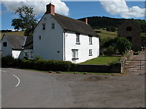 SO4024 : Lower Treseny Farm, Grosmont by Philip Halling