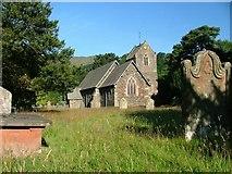 NY3916 : Church of St. Patrick, Patterdale by Mick Garratt