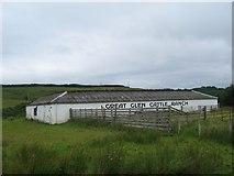 NN1880 : Great Glen Cattle Ranch by John Allan