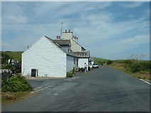NX0846 : Cottages near the old school by David Medcalf