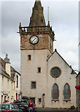 NO5402 : Pittenweem Church of Scotland by David  Greenhalgh