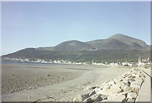 J3731 : The Beach at Newcastle, Co.Down by Eric Jones