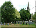 SJ9131 : St Saviour's Church, Aston-by-Stone by Neil Lewin