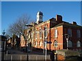 SJ7892 : Sale town hall by alan halfpenny