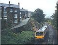 SE0923 : Railway terraces, Haigh Lane by Stephen Craven